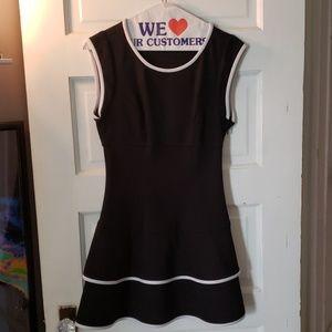 Forever 21 Dresses - Forever 21 collection black white dress jacket S